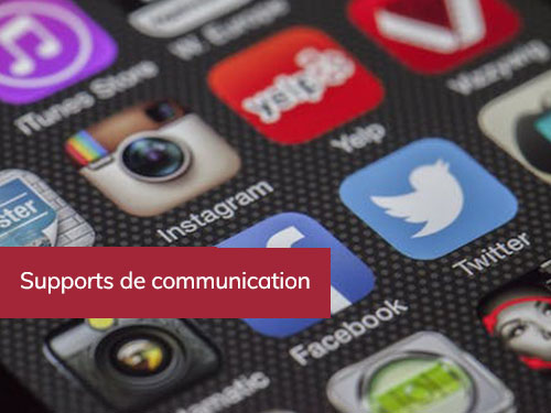 Supports de Communication, agence Celebrity&Co